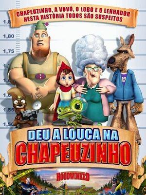 Baixar Deu A Louca Na Chapeuzinho 2004 Mp4 Dublado Mega Filmes