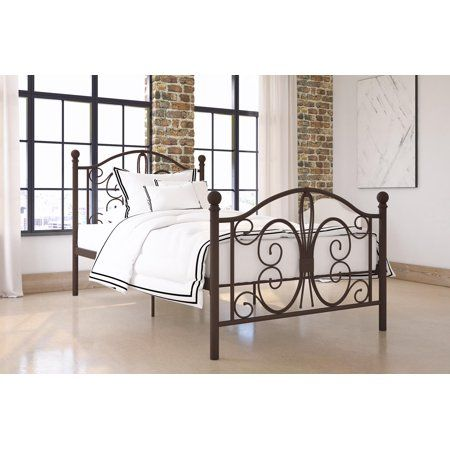 Home Metal Platform Bed Twin Bed Frame Bed Frame