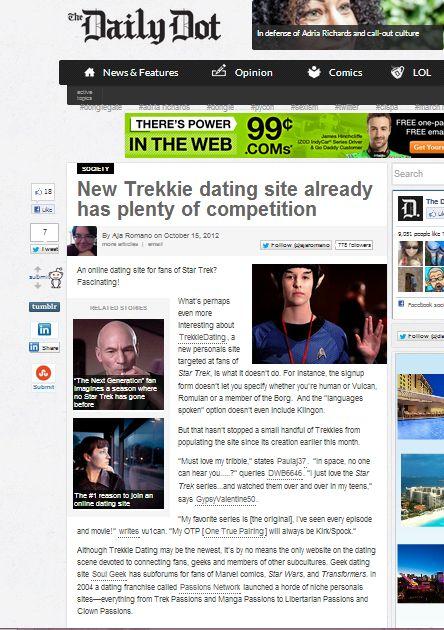Dating-Website für