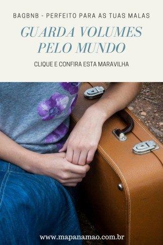 Voce Precisa Conhecer O Bagbnb Um Guarda Volumes Mundial Com