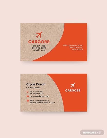 The Template Uses Graphics And Typography Rendered In High Quality To Make T Business Card Template Word Business Cards Diy Templates Simple Business Cards Diy