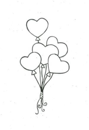 Ausmalbild Luftballon Herzen Hochzeit Ausmalbild Herzen Hochzeitzeichnung Luftballon Third Party Cookies Home Decor Decals Improve Yourself