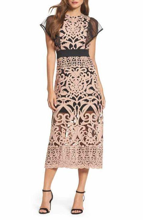 Foxiedox Cosimia Midi Dress