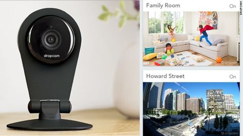 Diy Home And Pet Surveillance From An App Security Cameras For Home Pet Diy Projects Home Diy