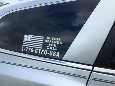 47438e8e1a GTFO USA decal