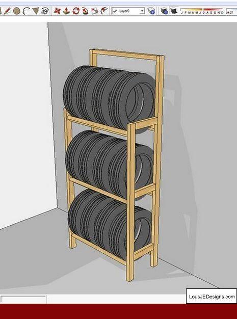 How To Create Your Own Garage Workshop Forvaringsideer