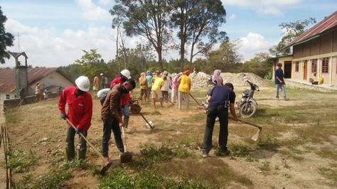 Image Result For Gambar Gotong Royong Di Masyarakat