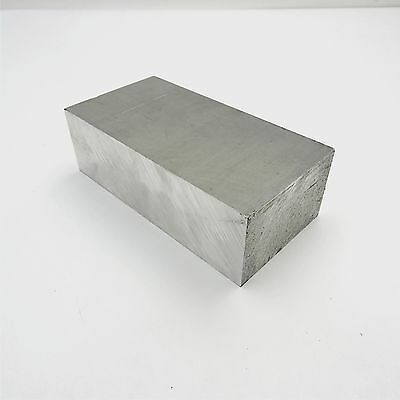 Ad Ebay Url 2 Thick 6061 Aluminum Plate 5 625 X 13 25 Long Solid Flat Stock Sku 122296 Plates