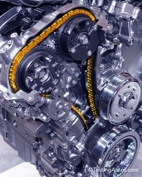 When does the timing chain need to be replaced? | mechanical
