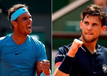 Rafa Nadal Gana Su Undécimo Roland Garros Al Derrotar A Dominic Thiem 6 4 6 3 Y 6 2 Rafa Nadal Rafael Nadal Deportes