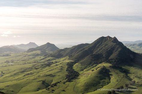 """Cerro San Luis: Hiking """"Madonna Mountain"""" in San Luis Obispo"""