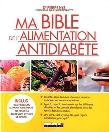 Ma Bible De L Alimentation Antidiabete Telechargement Livre