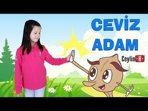 Ceylin H Ceviz Adam Cocuk Sarkisi Animasyon Nursery Rhymes