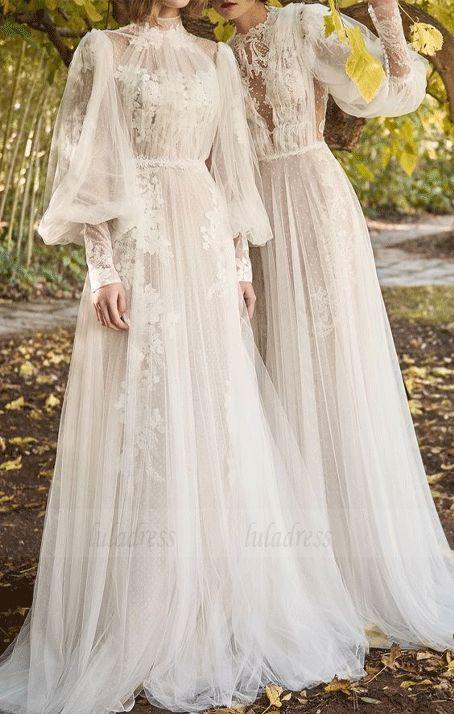 Elegant Beach Wedding Dresses Boho Chic Bride Dress Bd99639 Boho