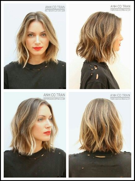 Great haircut from all angles