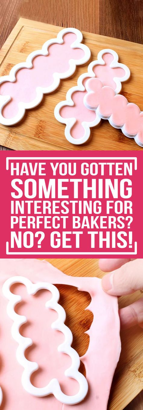 Baking is an art that makes you happy.