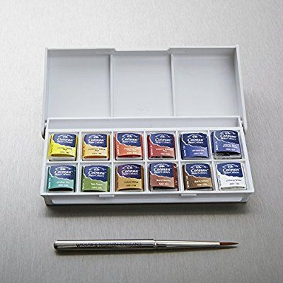 Amazon Com Winsor Newton Cotman Water Colour Sketchers Pocket