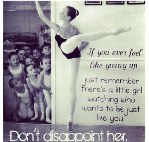Image result for dance quotes about giving up