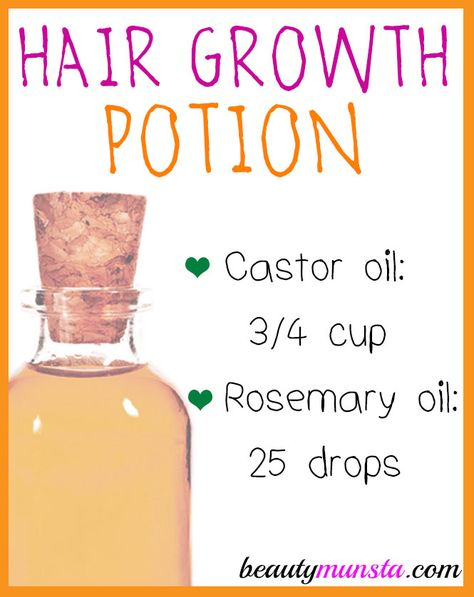 Here's the recipe for castor oil rosemary hair growth oil for thinning hair Castor Oil and Rosemary for Thinning Hair Thinning hair is when you begin to gradually lose hair over a time period…More Castor Oil For Hair Growth, Oil For Hair Loss, Homemade Hair Growth Oil, Hair Remedies For Growth, Hair Loss Remedies, Thinning Hair Remedies, Natural Beauty Tips, Natural Hair Styles, Natural Hair Growth Tips
