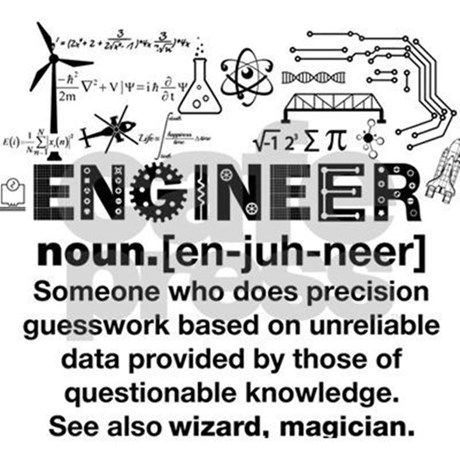 Funny Engineer Definition Round Ornament Ad Affiliate Porcelain Quality Meas Engineering Humor Electrical Engineering Humor Electrical Engineering Quotes