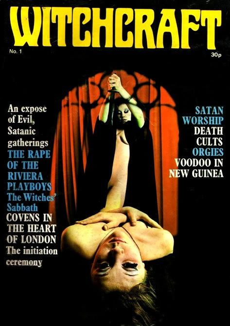 Witchcraft - 70's Magazine | Witchcraft / Occult 1970s and
