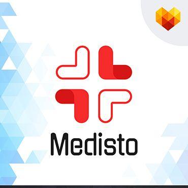 Medisto Medical Logo Template 66580 Medical Logo Logo