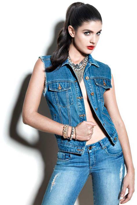 Ropa Jeans Y Accesorios De Moda Para Mujer Ela