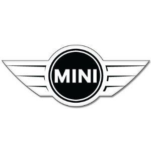 Mini Cooper Bmw Mini Logo Car Styling Sticker 5 X 3 Check This Awesome Product By Going To The Link At The Image It Is Amazon Mini Cooper Mini Logos Mini