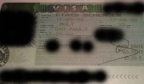 8 best Schengen Visa from France images on Pinterest Apply online - best of invitation letter format for schengen business visa