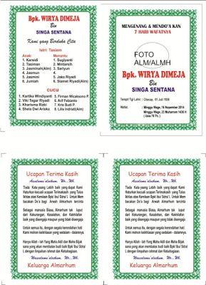 Desain Cover Buku Yasin Cdr Buku Selancar Desain Banner