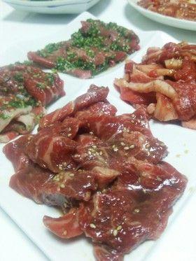 簡単 自家製焼肉のたれ もみだれ レシピ 焼肉 レシピ レシピ