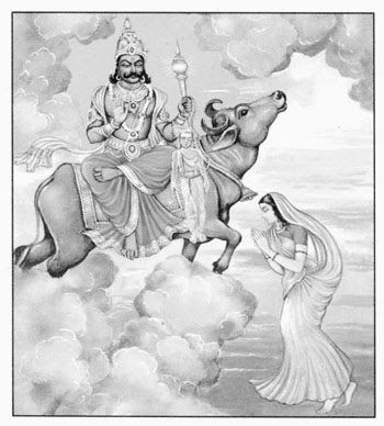 Lord Yama Yamraj With Images Mythology Shaivism Puranas