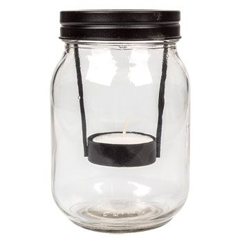 Bulk Pint Jar Tealight Candleholders At Dollartree Com Tea Lights Candle Holders Pint Jars
