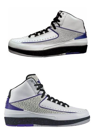 separation shoes 47740 69159 Boys Shoes 57929  2014 Kids Nike Air Jordan 2 Retro Bg Sz 6.5Y White  Concord Cement 395718-153 -  BUY IT NOW ONLY   49.99 on eBay!   Pinterest