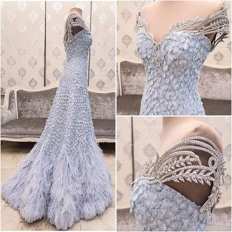 Formal Prom Dresses, new arrival prom dress modest prom dress flower wedding dress blue wedding dress light blue wedding dress wedding dress Brickell Bridal Modest Dresses, Pretty Dresses, Prom Dresses, Formal Dresses, Formal Prom, Dress Prom, Sexy Dresses, Beautiful Gowns, Beautiful Outfits