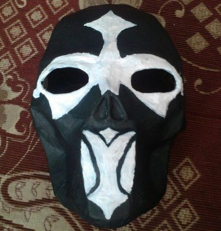 Think, that bleach hollow mask papercraft think, that