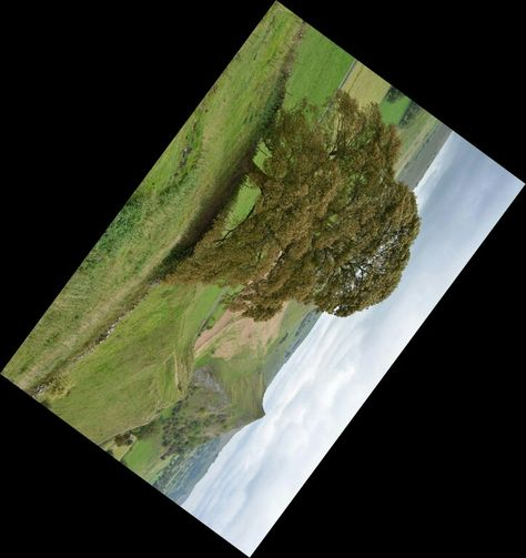 Chrome Hill, Derbyshire