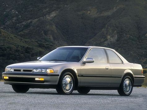 1993 honda accord coupe mileage