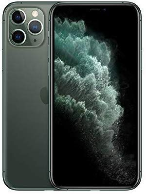 Apple Iphone 11 Pro 64 256 512gb Nachtgrun 5 8 Super Retina Xdr Oled Display 14 7 Cm Diagonale Wasser Und Staubschutz 4 Apple Iphone Iphone Und Smartphone