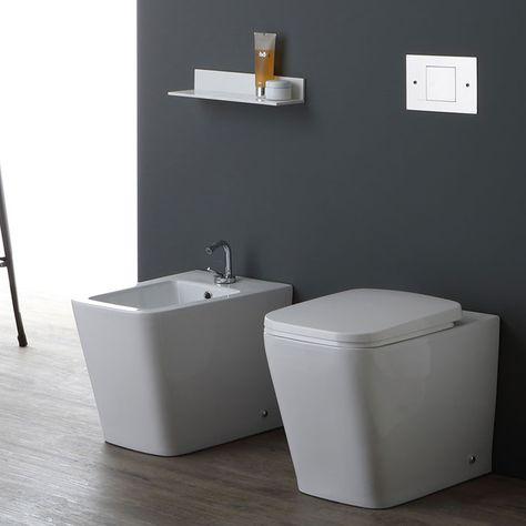 Nero Ceramica Aliseo Prezzi.Sanitari Bagno A Terra Eliseo55 Nel 2019 Sanitari Bagno Terra