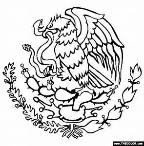 Pin By Liliana Martinez On Vinyl Crafts Mexican Flag Eagle
