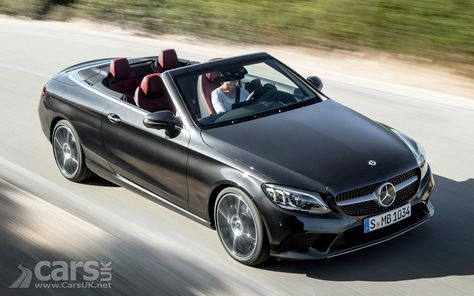 2018 Mercedes C Class Coupe And Cabriolet Uk Price And Spec