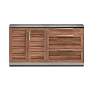 Kokomo Grills St Croix Bbq 120 4 Burner Natural Gas Prefab Kitchen Island Wa Outdoor Kitchen Design Layout Outdoor Kitchen Cabinets Modular Outdoor Kitchens
