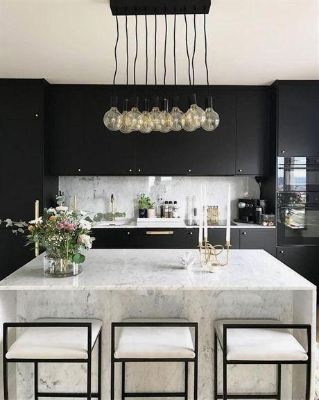 16 Lovely Kitchen Style Ideas In 2020 Interior Design Kitchen Modern Kitchen Design Dining Room Design