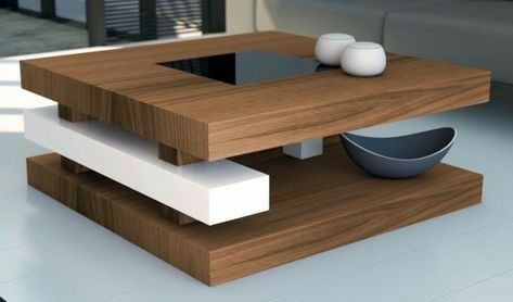 Pin By Anita Yonick On Wood Centre Table Living Room Tea Table Design Coffee Table Design Modern