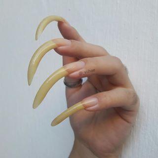 Pin On Nail Fetish