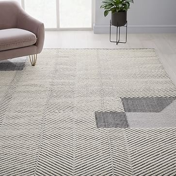 Pamela Wiley Zigzag Rug With Images