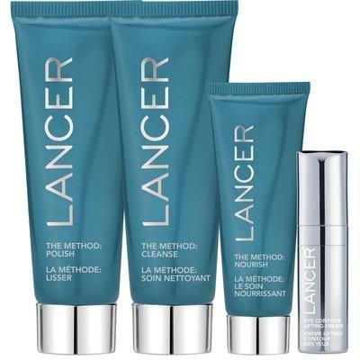 Dr Lancer The Lancer Method Anti Aging Regimen Lancer Skincare Skin Resurfacing Treatment Anti Aging Regimen