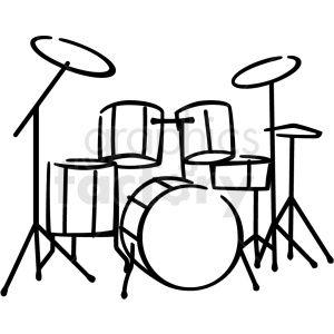 Drum Set Clip Art Drums Drums Art