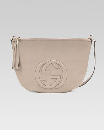 f40cac11d2d0 Love it! Color is fabulous! Soho Leather Disco Bag, Pool Water by Gucci |  My Fashion Favorites - Bags/Shoes | Soho disco bag, Bags, Gucci soho disco